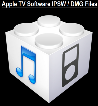 Apple TV Firmware Download Links