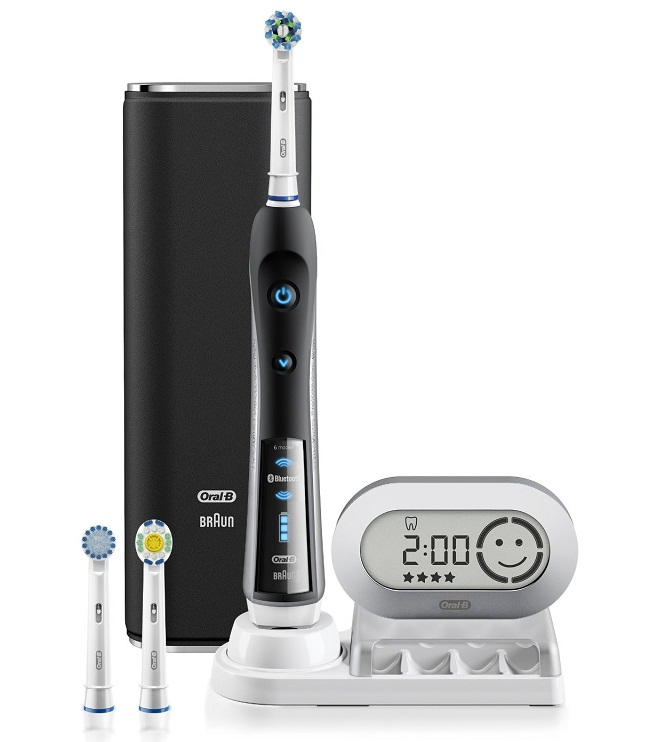 Oral-B Black 7000 Electric Toothbrush Review