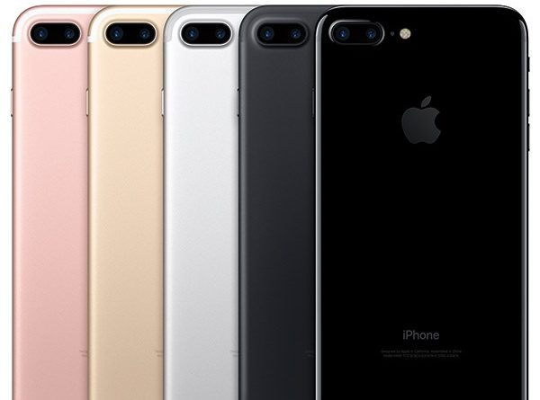 Unlocked iPhone 7, Plus Prices