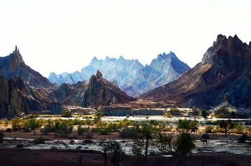 Balochistan Hingol