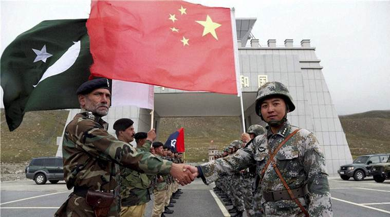Pakistan-China Forces