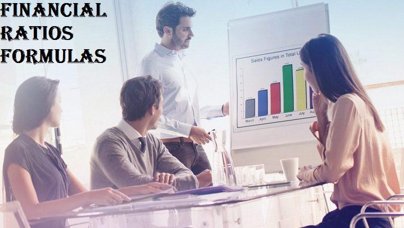 Financial Ratios Formulas