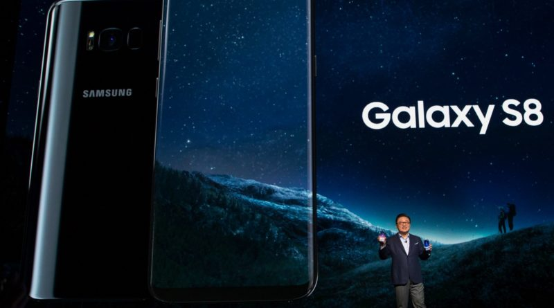 10 Unique Samsung Galaxy S8 Features As Compare to iPhone