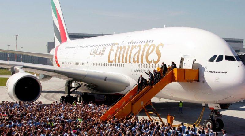 Top Ten Best International Airlines of the World 2017