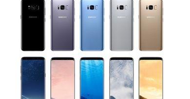 Samsung Galaxy S8 Unlocked US Version