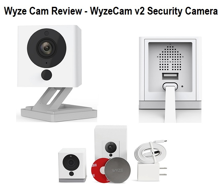 Wyze Cam Review - WyzeCam v2 Wireless Camera Buying from Amazon