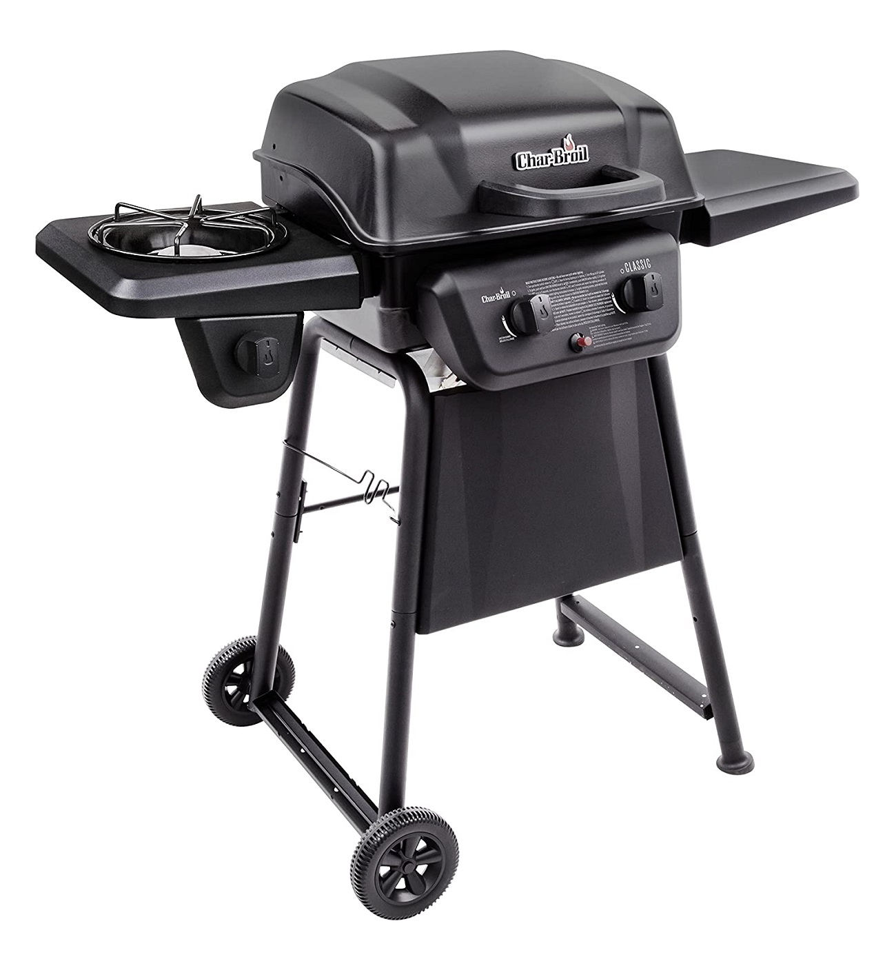 Char-Broil Classic 280 2-Burner - Best Gas Grills Under 150