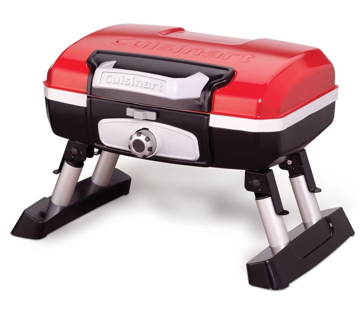 Cuisinart CGG-180T Petit Gourmet Portable Tabletop Gas Grill - Best Gas Grills Under 150
